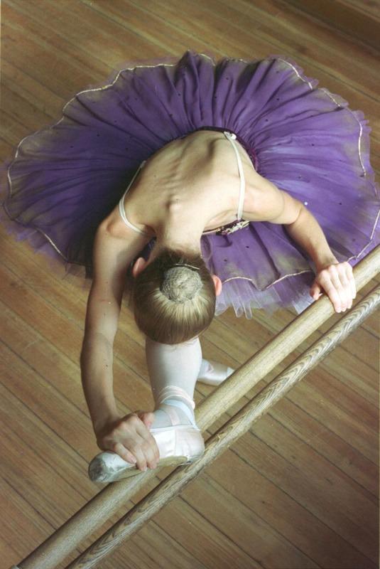 Agnieszka Szymańska, baletnica