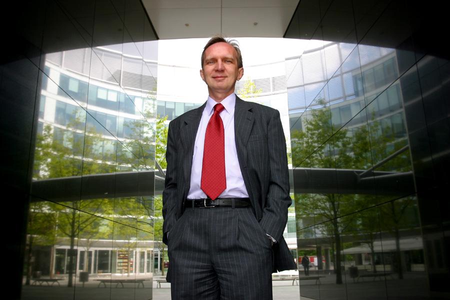Krzysztof Litwiński prezes zarządu Coldwell Banker Polska