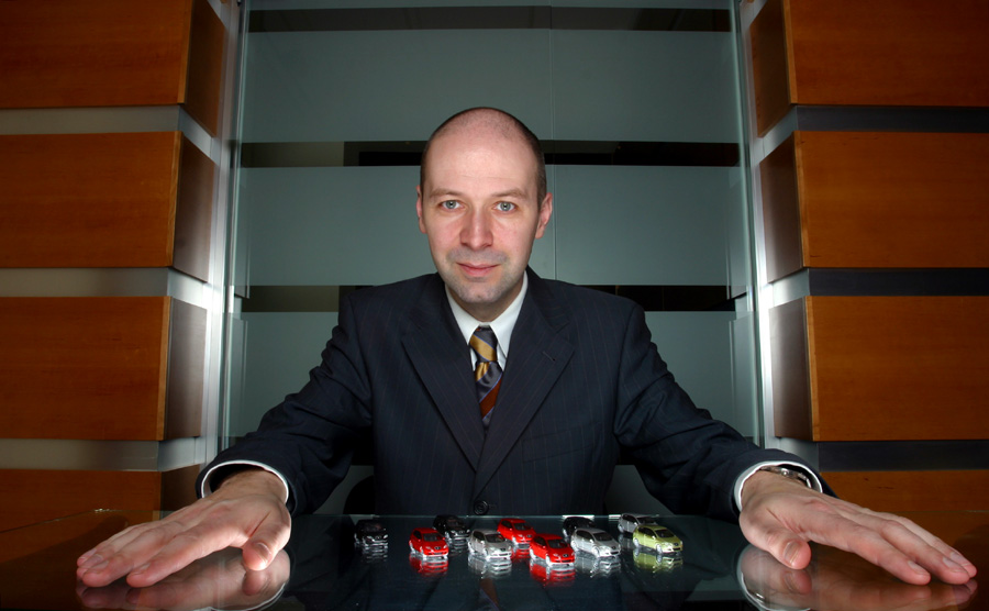 Sebastian Domeracki, Iberia Motor Co.