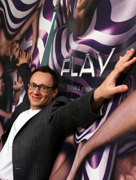 Jacek Hensler, Play, członek zarządu