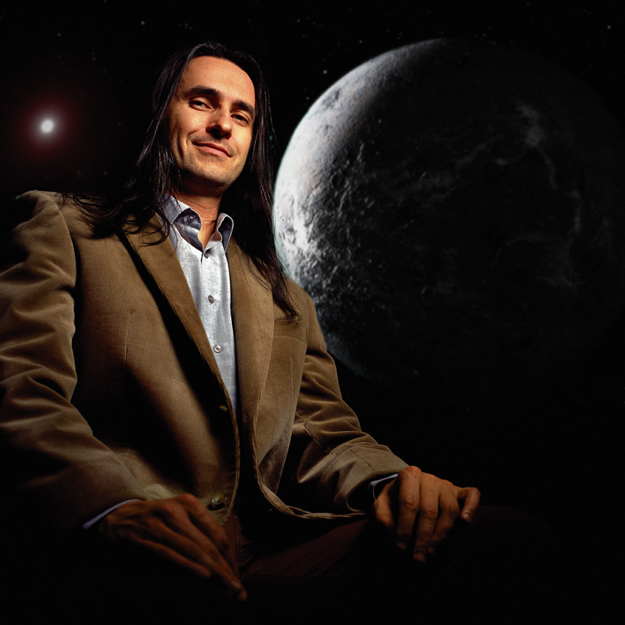 dr Igor Soszyński, astrofizyk