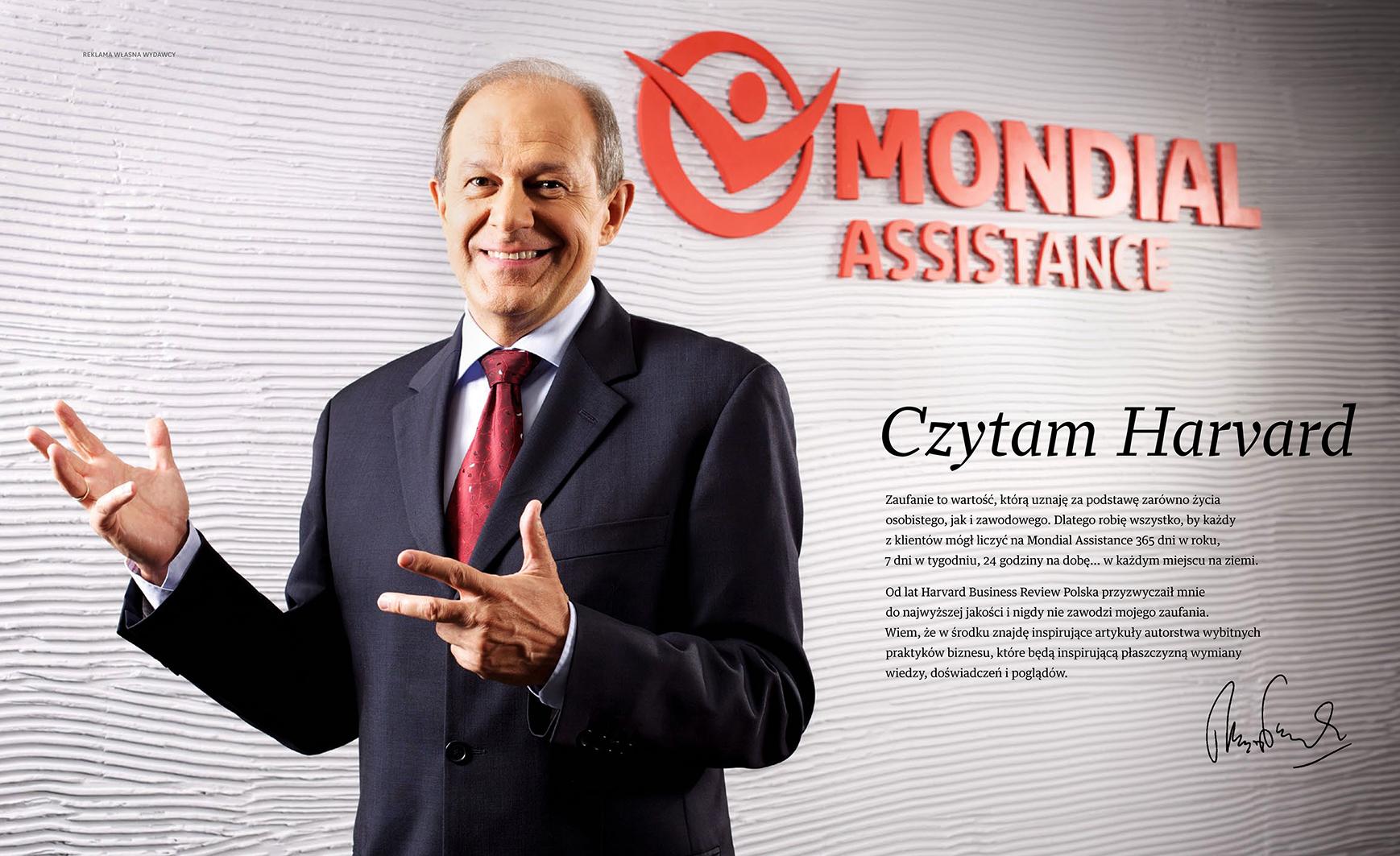 Tomasz Franczek MONDIAL ASSISTANCE
